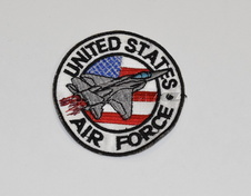 Nášivka US  AIR FORCE